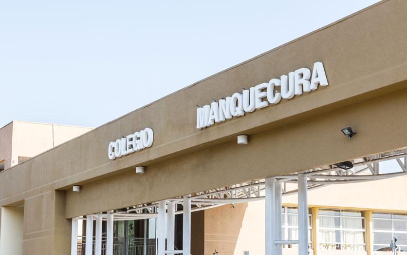 Colegio Manquecura Ciudad de los Valles