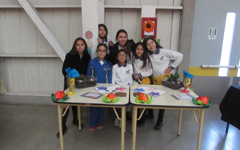 presentaciones finales talleres y academias primer On jardin 7 colores valle lo campino