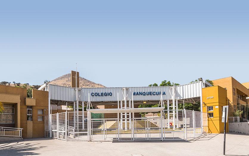 Colegio Manquecura Valle lo Campino